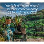 sculptor creative camp