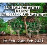 open call for artists my nest